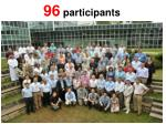 96 participants