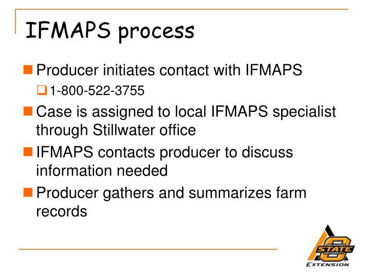IFMAPS process