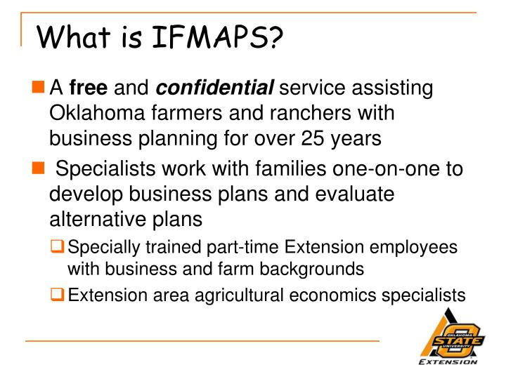 What is ifmaps