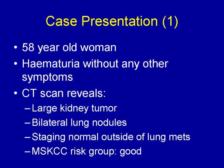 Case Presentation (1)
