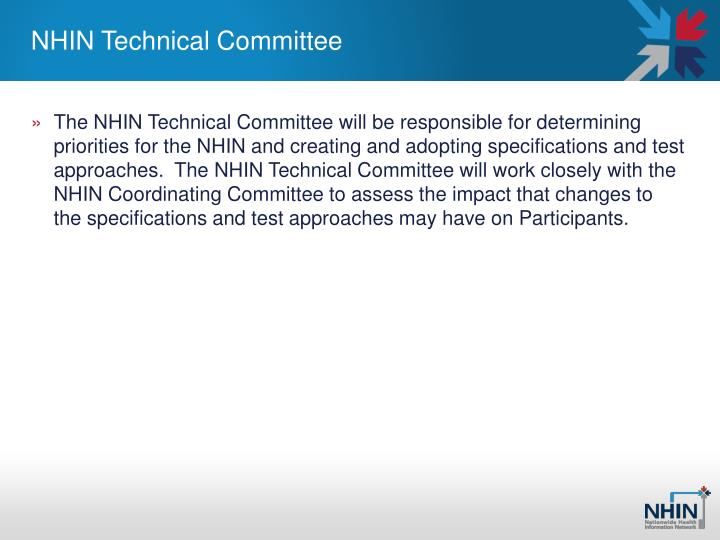 NHIN Technical Committee