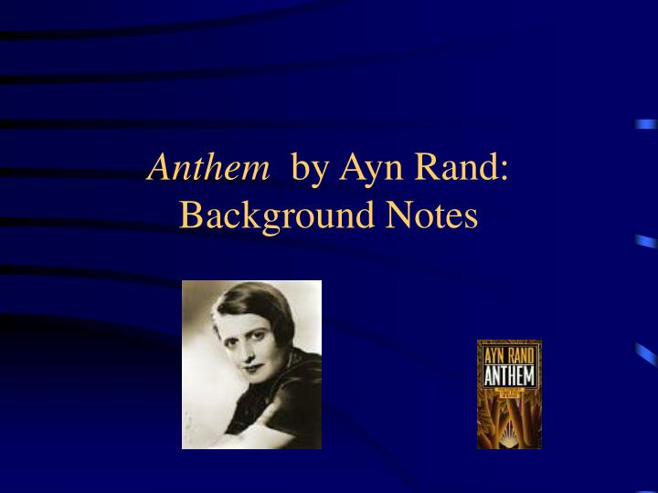 the power of ayn rand essay