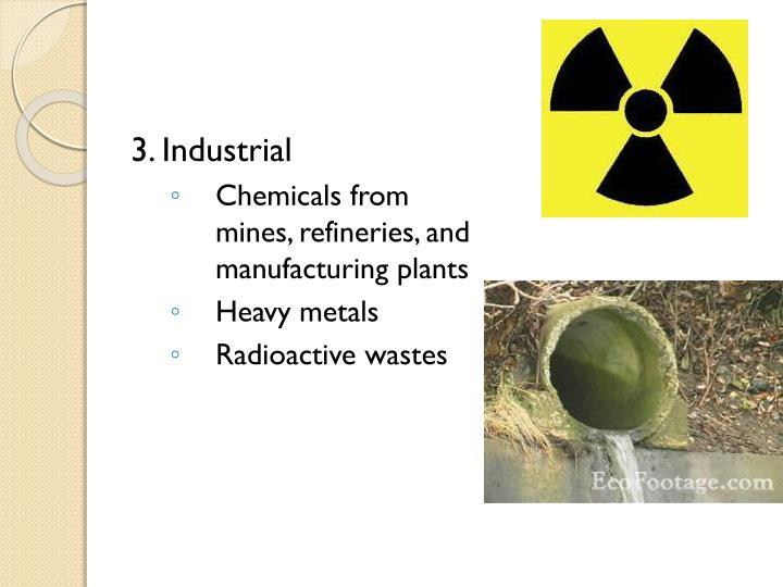 3. Industrial