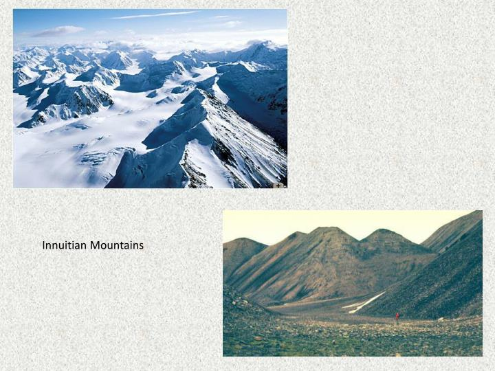 Innuitian Mountains