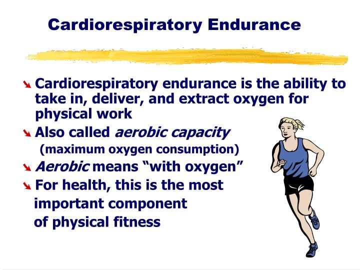 PPT - Chapter 3 Increasing Cardiorespiratory Endurance ...