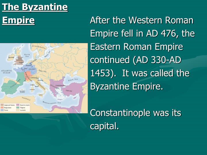 The Byzantine