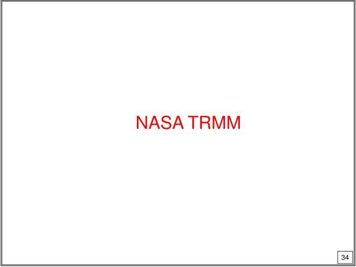 NASA TRMM