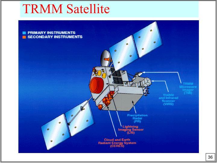 TRMM Satellite