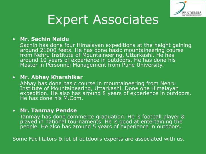 Expert Associates