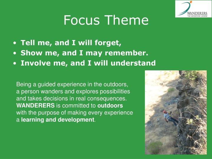 Focus Theme