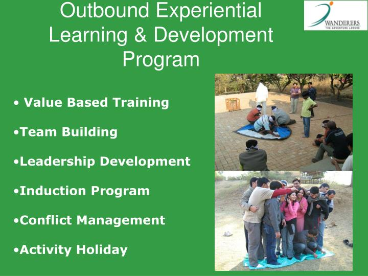 Outbound Experiential Learning & Development Program