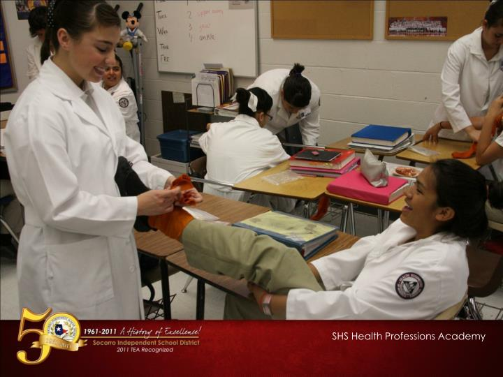 SHS Health Professions Academy