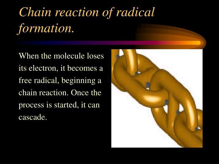 free radical in human body pdf