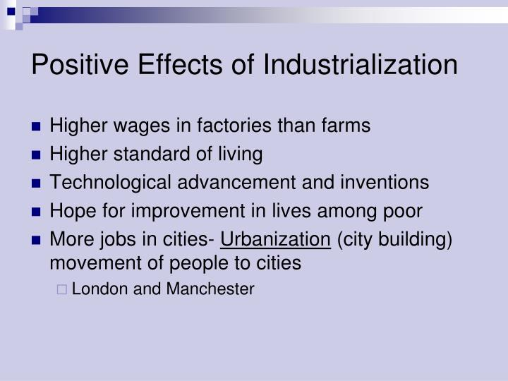 4 positive impacts of globalization on world economy