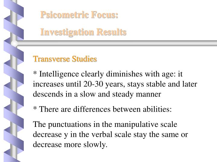 Psicometric