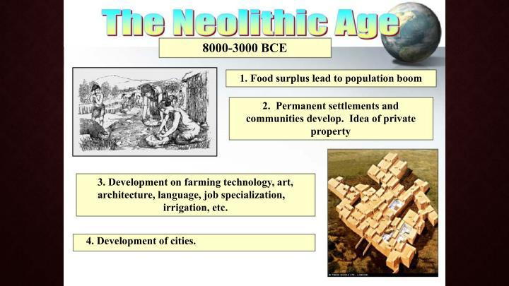 8000-3000 BCE