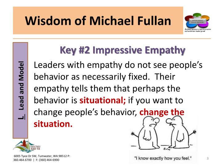 Wisdom of michael fullan2