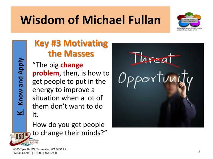 Wisdom of Michael