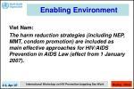 enabling environment1