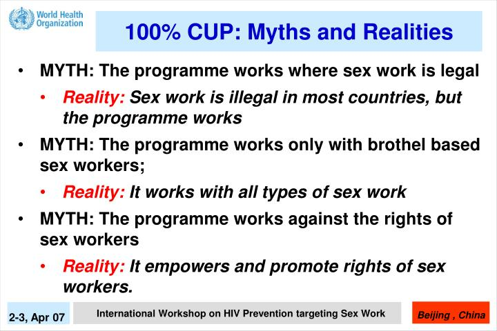 100% CUP: Myths and Realities