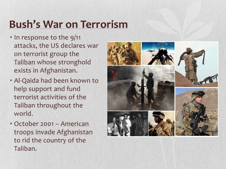 Bush's War on Terrorism