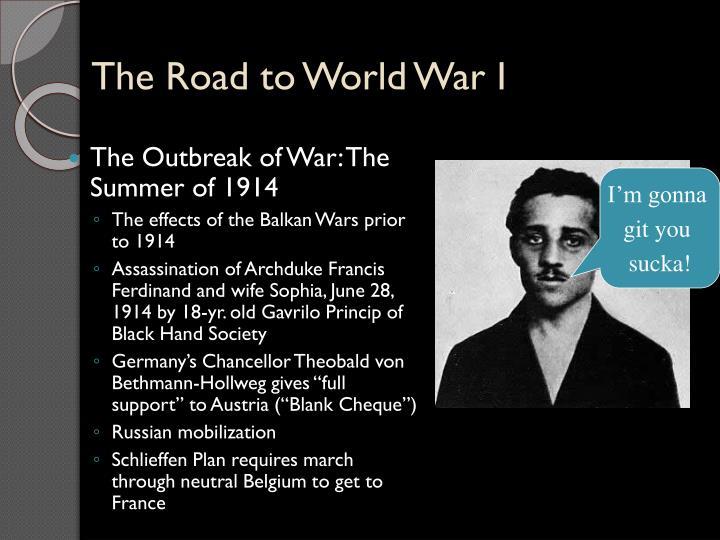 1901 to World War II