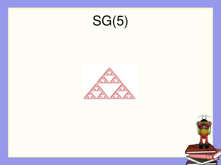 SG(5)