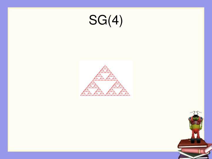 SG(4)