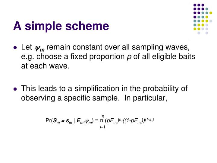 A simple scheme