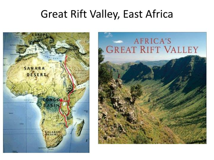 Great Rift Valley, East Africa