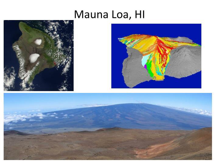Mauna Loa, HI