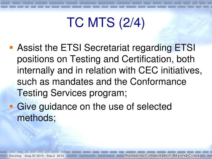 TC MTS (2/4)