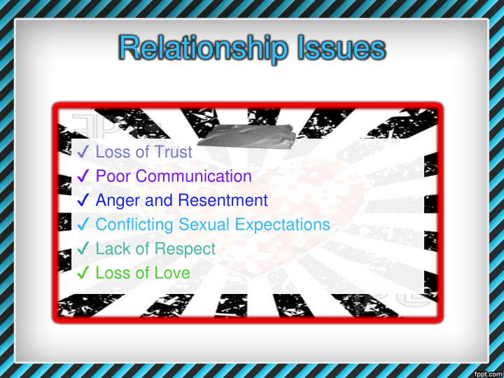 Relationship Issues
