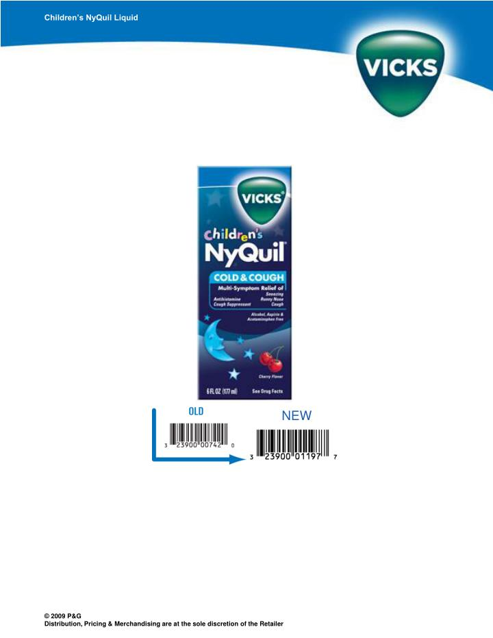 Children's NyQuil Liquid