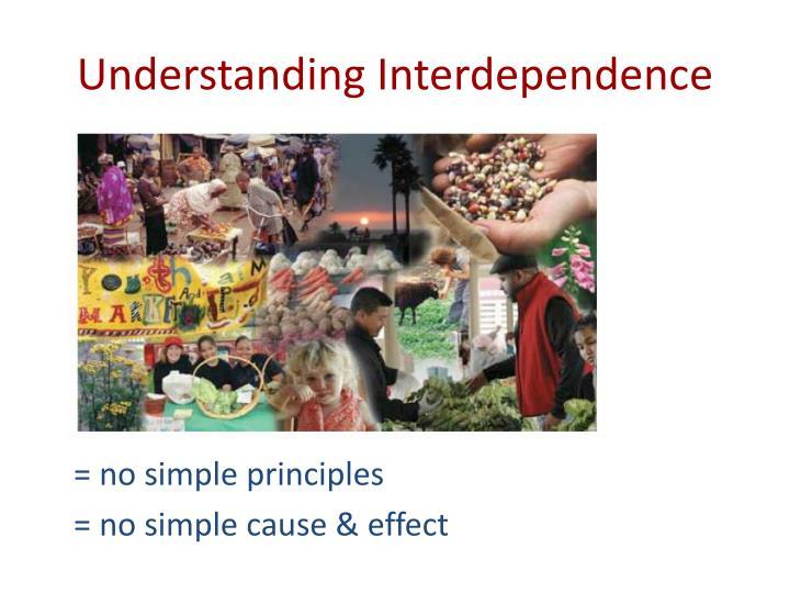 Understanding Interdependence