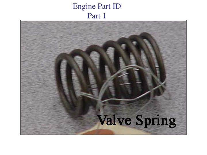Engine Part ID