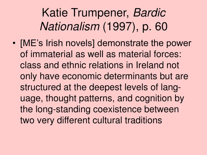 Katie Trumpener,