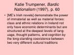 katie trumpener bardic nationalism 1997 p 60