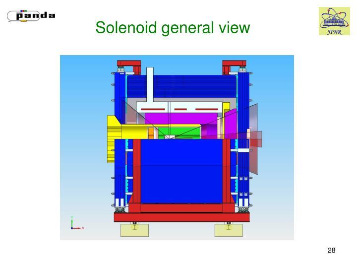 Solenoid general view