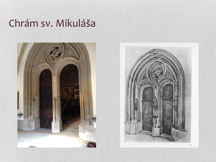 Chrám sv. Mikuláša
