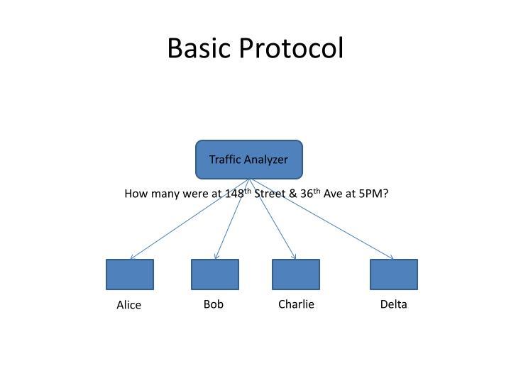 Basic Protocol