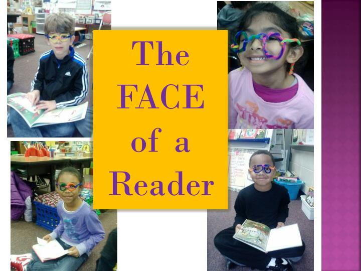 The FACE of a Reader