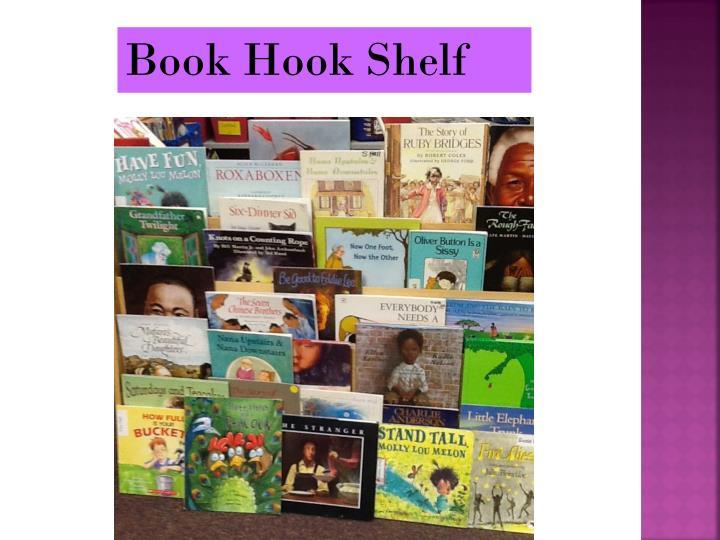 Book Hook Shelf