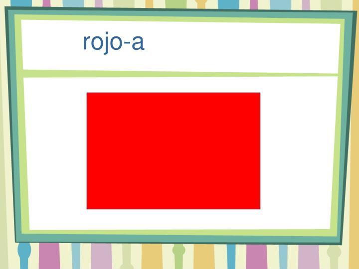 rojo-a