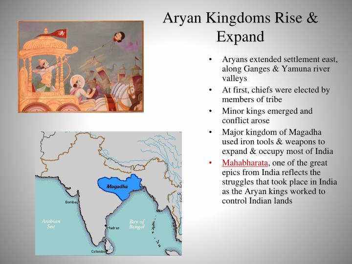Aryan Kingdoms Rise & Expand