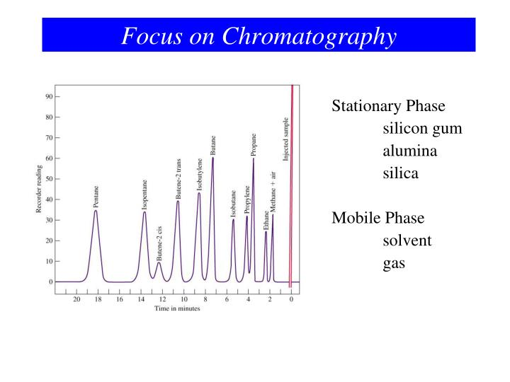 Focus on Chromatography