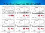 znse bandstructure fhi xc gga