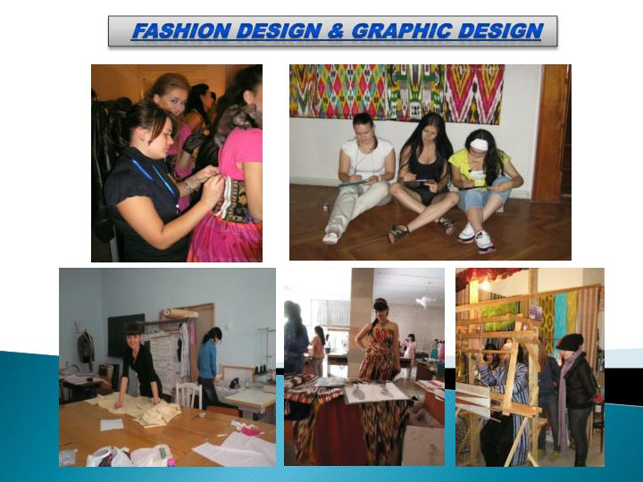 Fashion Design & Graphic design