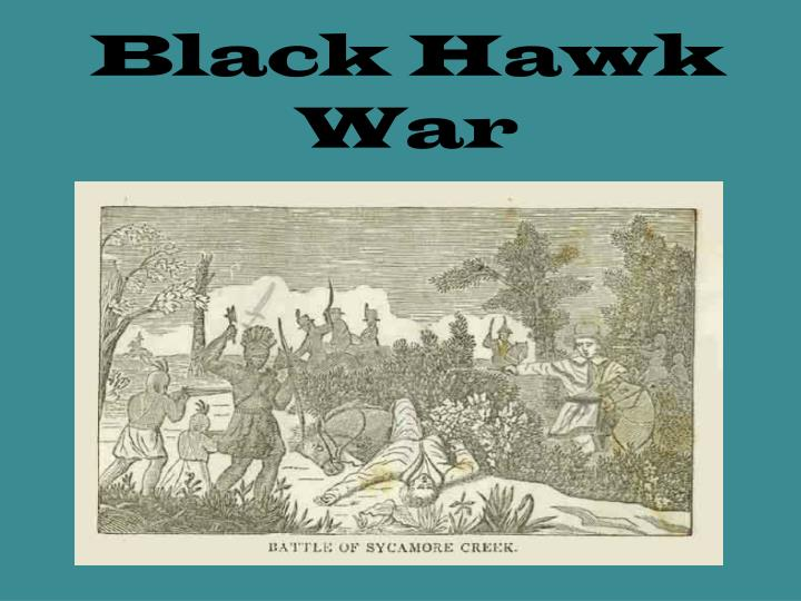 Black Hawk War