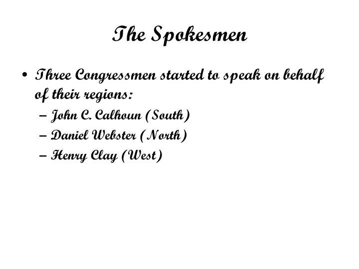 The Spokesmen